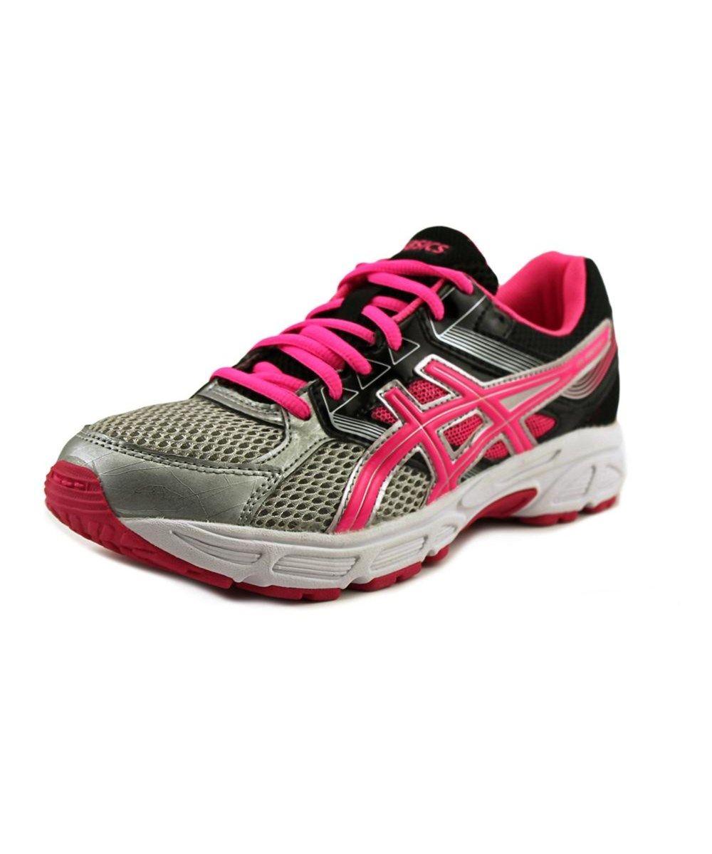 ASICS Asics - Gel rond Contend Gs Gel Contend - Chaussures de course synthétiques à bout rond 9c42fa6 - dudymovie.website