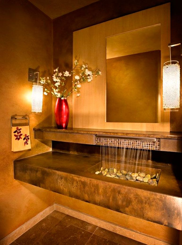 Zen Bathroom Lighting Fixtures pinbeatriz - on habitaciones - baño | pinterest | bath, dream