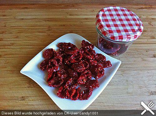 Tomaten selber trocknen, ein sehr leckeres Rezept aus der Kategorie Herbst. Bewertungen: 16. Durchschnitt: Ø 4,0.