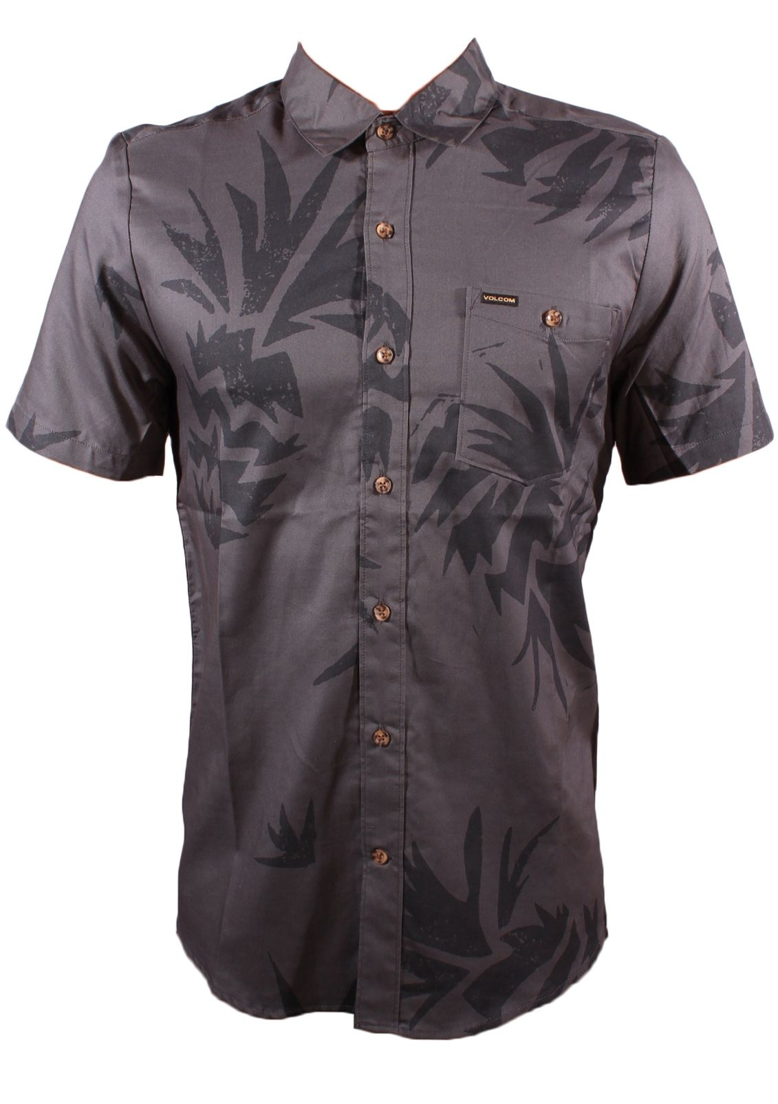 Shop Pina S/S Woven by Volcom (#A0411512) on Jack's Surfboards