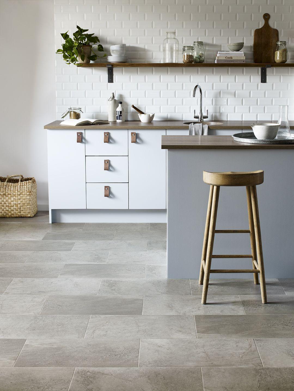 Mineral In Broken Bond Amticoform Interiordesign Flooring Texture Lvt Vinyl Flooring Kitchen Amtico Flooring Kitchen Vinyl Tile Flooring Kitchen