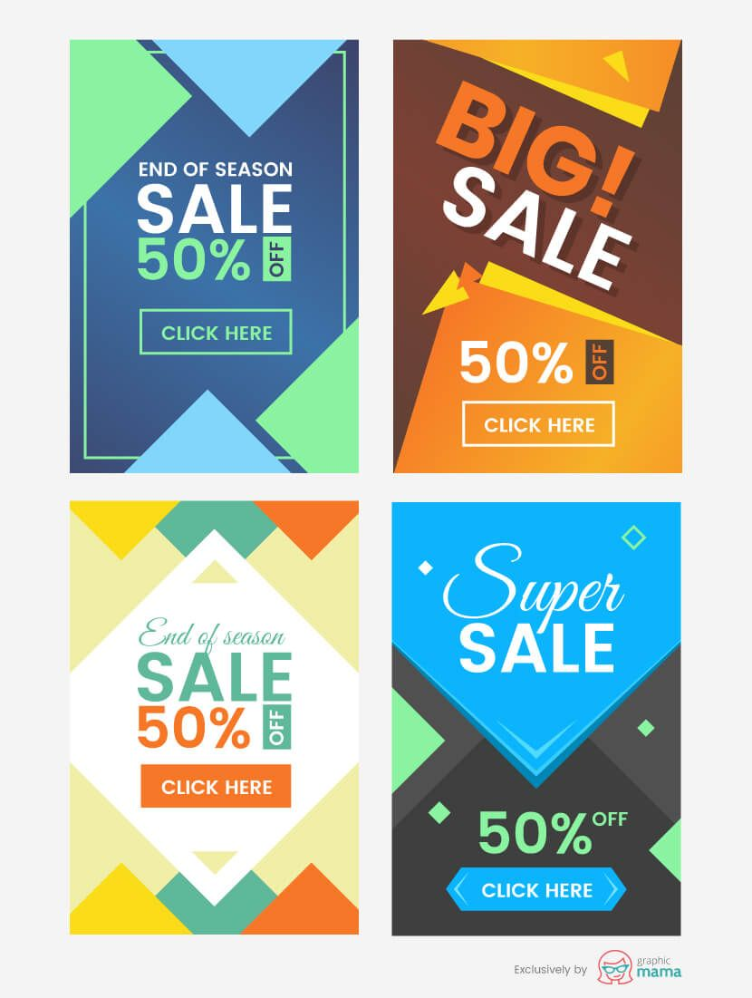 21 Free Banner Templates For Photoshop And Illustrator Free Banner Templates Banner Template Free Banner