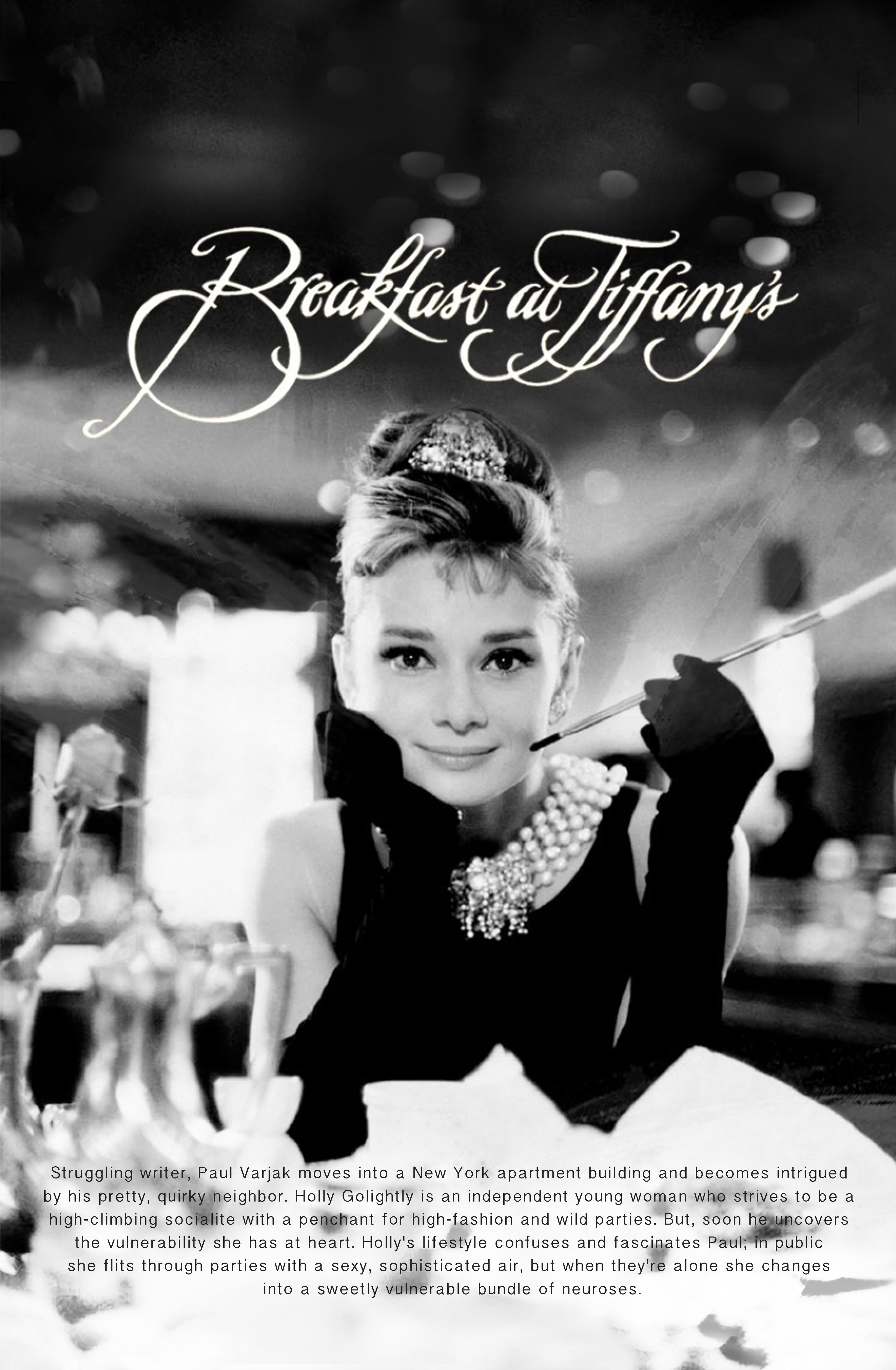 BREAKFAST AT TIFFANY'S Hailed as AudreyHepburn's most