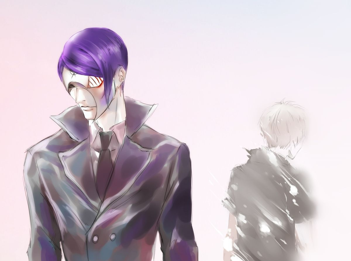 Tokyo Ghoul   Source: http://www.pixiv.net/member_illust.php?id=8713454&type=all