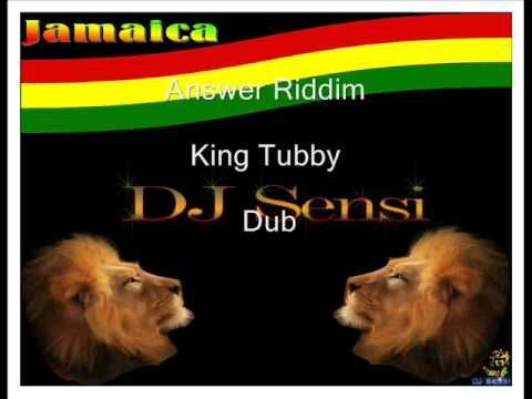 Answer Riddim dub king tubby - YouTube | $$$ $ BLESS$ED$BE
