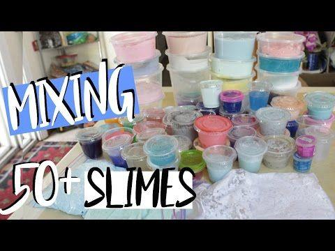 How To Make Clear Slime Without Glue Or Borax X2f X2f Liinna