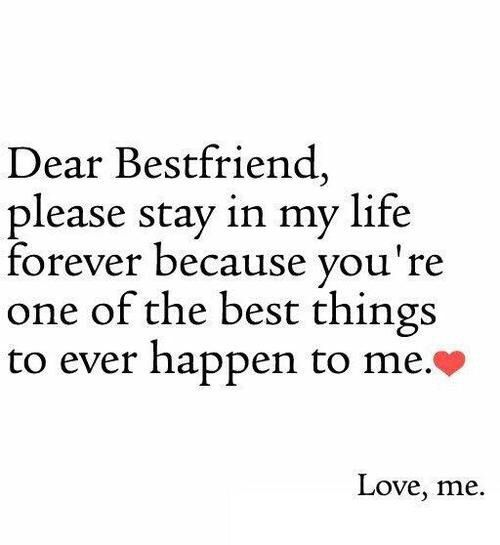 Best Quotes About Friendship Enchanting Dear Best Friends Love Quotes Friendship Friends Bff Friendship