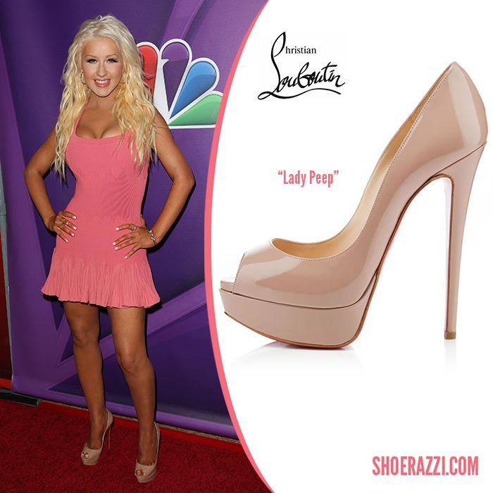 Christina Aguilera Archives - ShoeRazzi