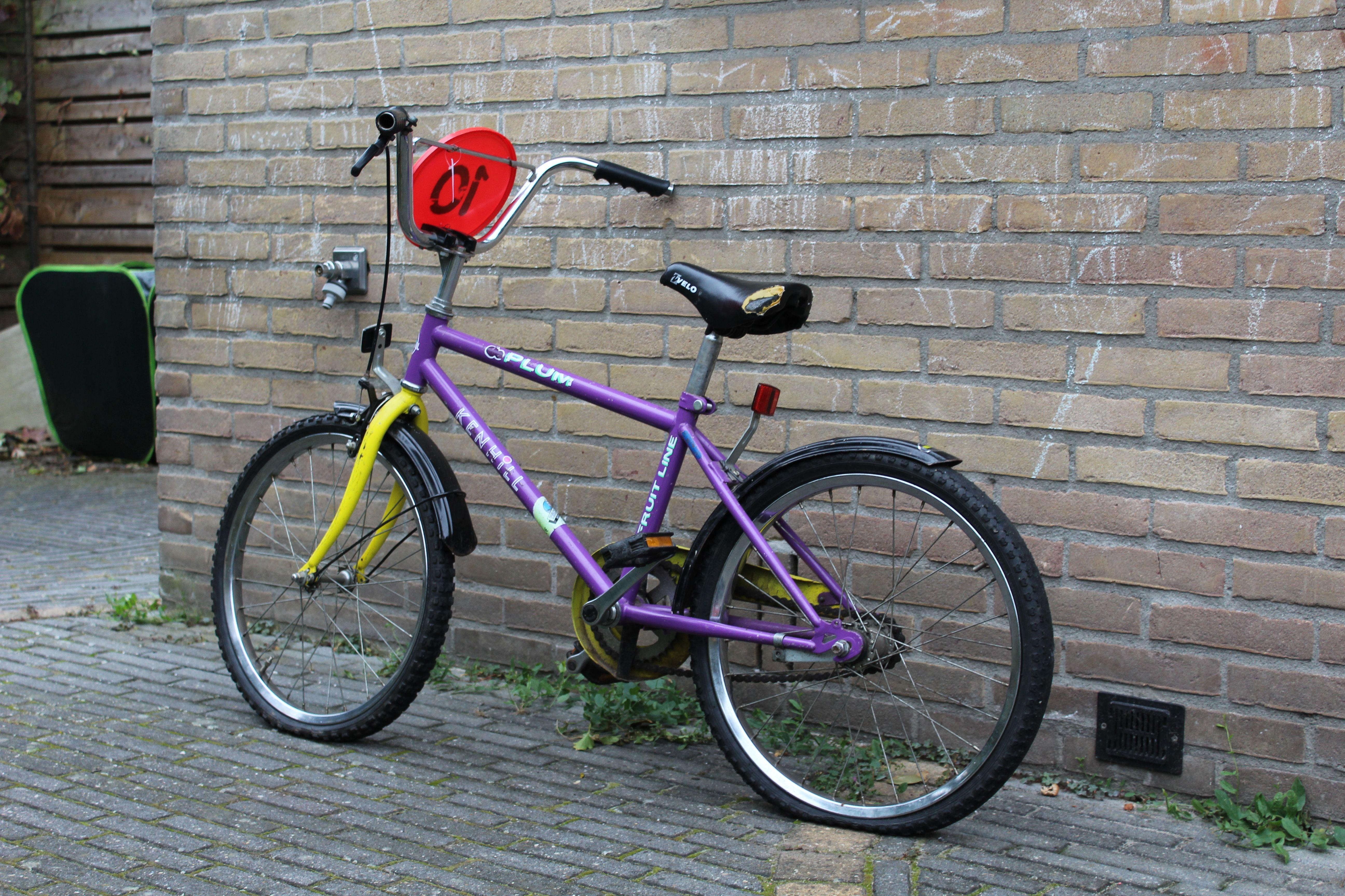 Kenhill bmx bike | Fiets Laura | Pinterest