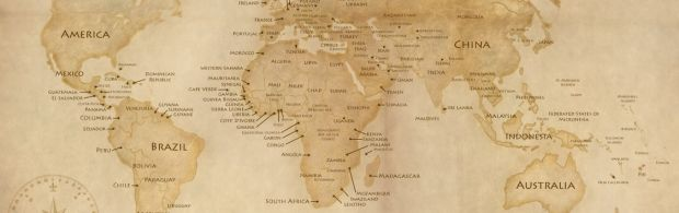 Infographic not for all the tea inparaguay other stuff 20 more world map source files psd eps ai svg png gumiabroncs Images