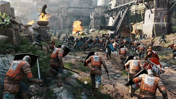 For Honor Game First Look For Honour Game Kingdom Come Legend Of Zelda