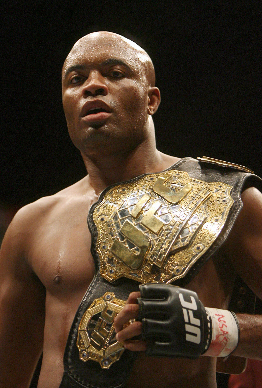 "Anderson ""The Spider"" Silva | Ufc boxing, Anderson silva ufc, Ufc ..."