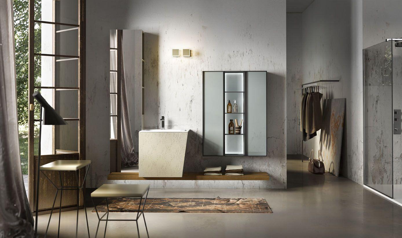 Pin di edon design su edon design maia bathroom collections bathroom e contemporary bathrooms - Agora mobili bagno ...