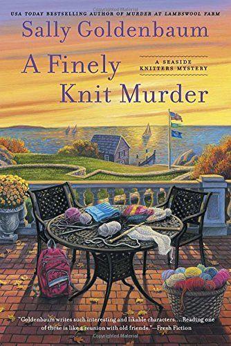A Finely Knit Murder (Seaside Knitters Mystery)