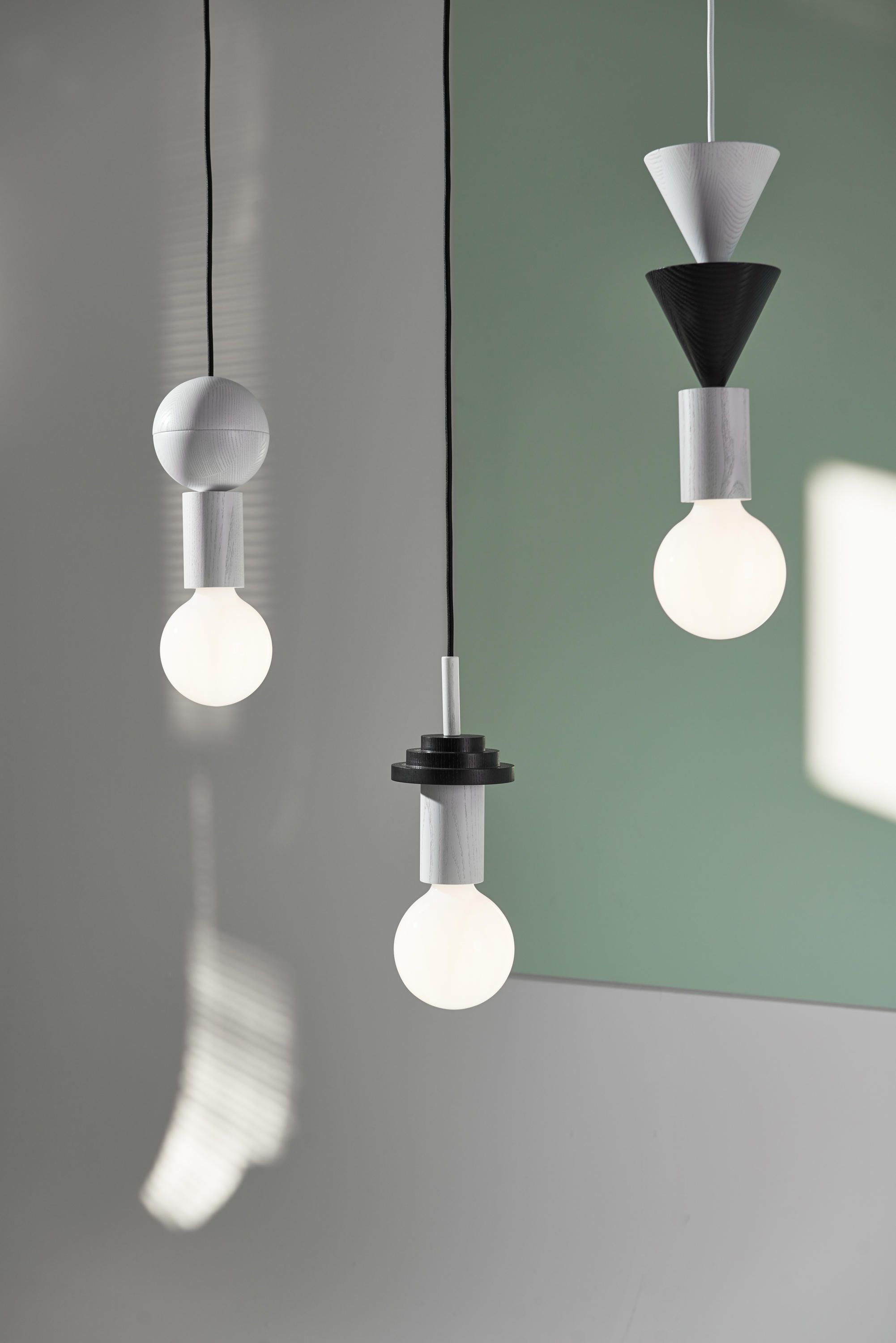 Junit Drop Is A Modular Pendant Lamp That Consists Of