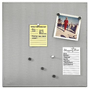 Home Office Bulletin Board   Modern   Bulletin Boards And Chalkboards    SmartFurniture