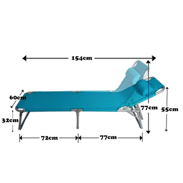 Gallery For Pool Lounge Chair Dimensions Beach Chairs Sun Lounger Outdoor Furniture