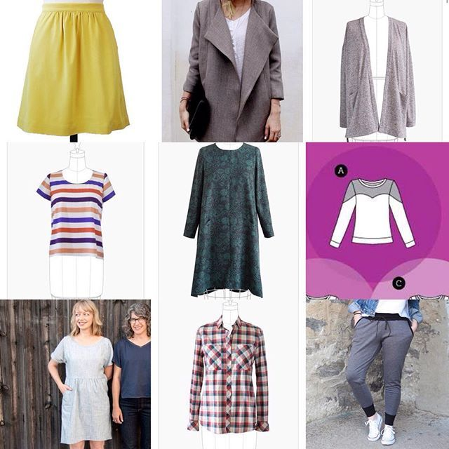 My #2017makenine, a delayed start due to epic flu in our household but I'm determined to have a #memadewardrobe by the end of this year #grainlinestudio #handmadewardrobe #sewcialists #hijabisewistbasmatietsyhandmadewardrobe,sewcialists,memadewardrobe,grainlinestudio,hijabisewist,2017makenine