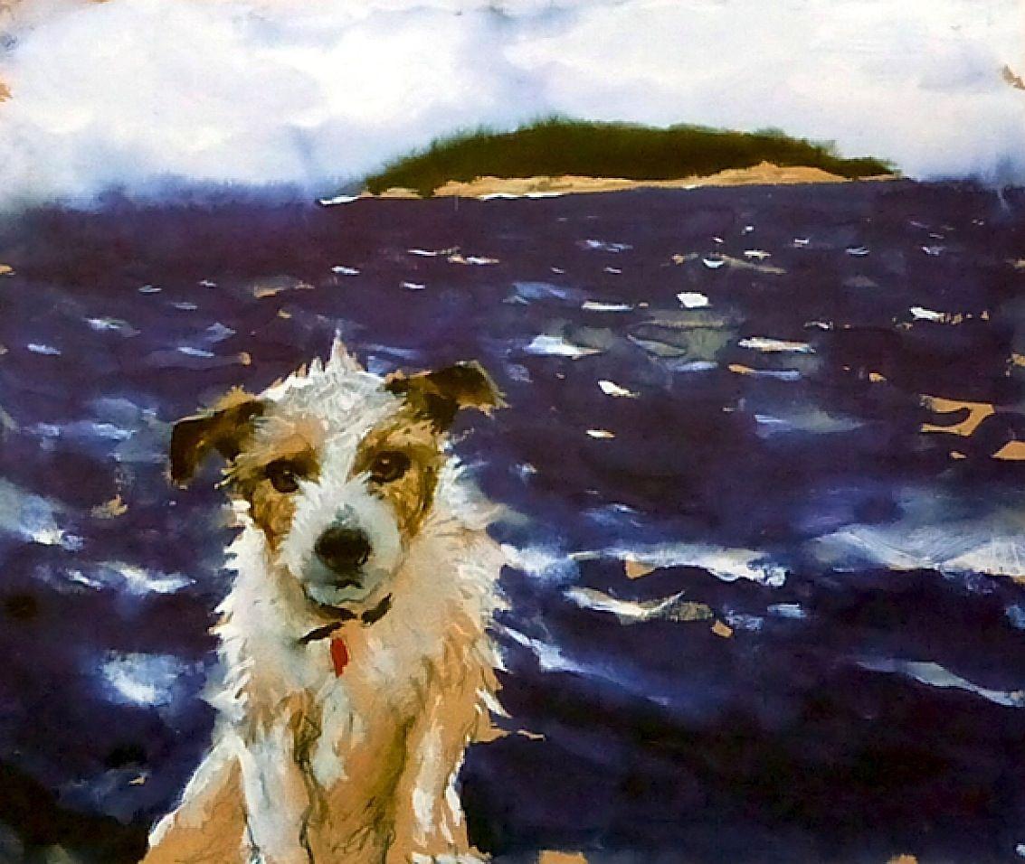 Jamie Wyeth - Homer