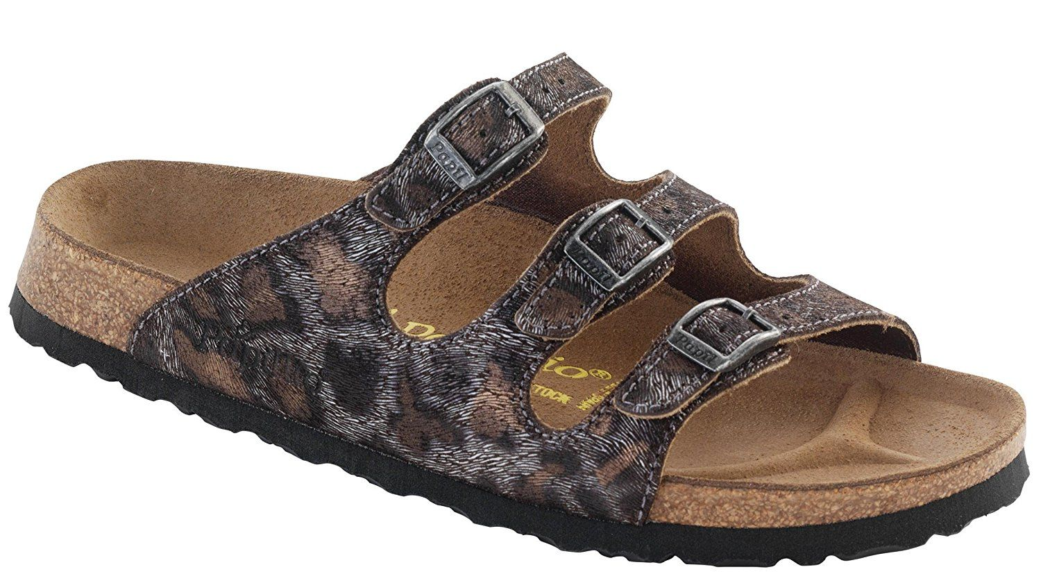2b19bf8a01ac Papillio Women s Florida Leopard Sandal     Tried it! Love it! Click the  image.   Birkenstock sandals