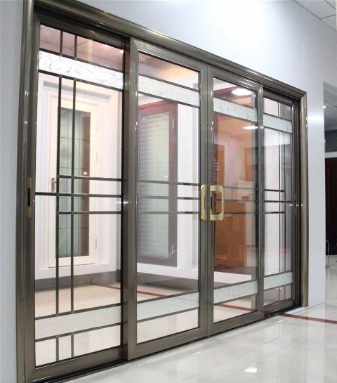 Puertas modernas 2015 buscar con google puerta for Puertas exterior modernas aluminio