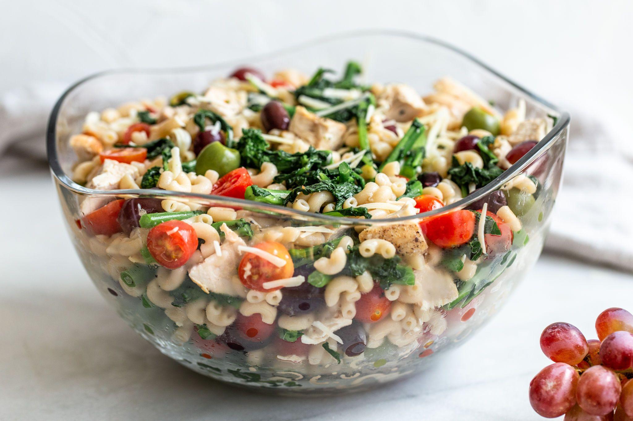 Broccoli Salad Recipe Italian Style