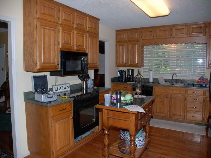 Kitchen Cabinet Restorationbefore And After Painted Kitchen Amazing Repainting Oak Kitchen Cabinets Design Decoration