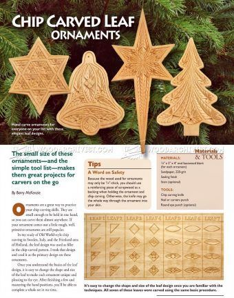 Chip Carving Patterns Pdf