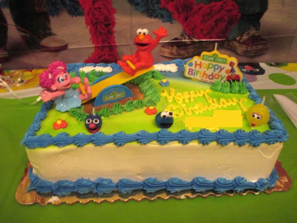 Elmo Birthday Party Ideas Photo 9 Of 12 Elmo Birthday Elmo Birthday Party Birthday