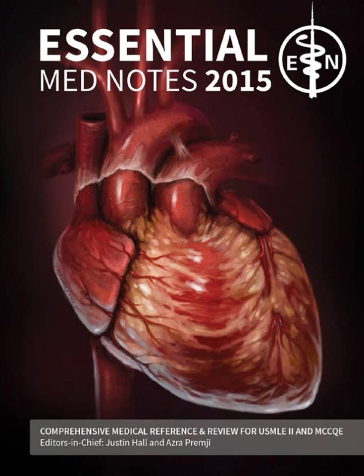 Essential Med Notes 2015 Pdf Medical Studies Pinterest Medical