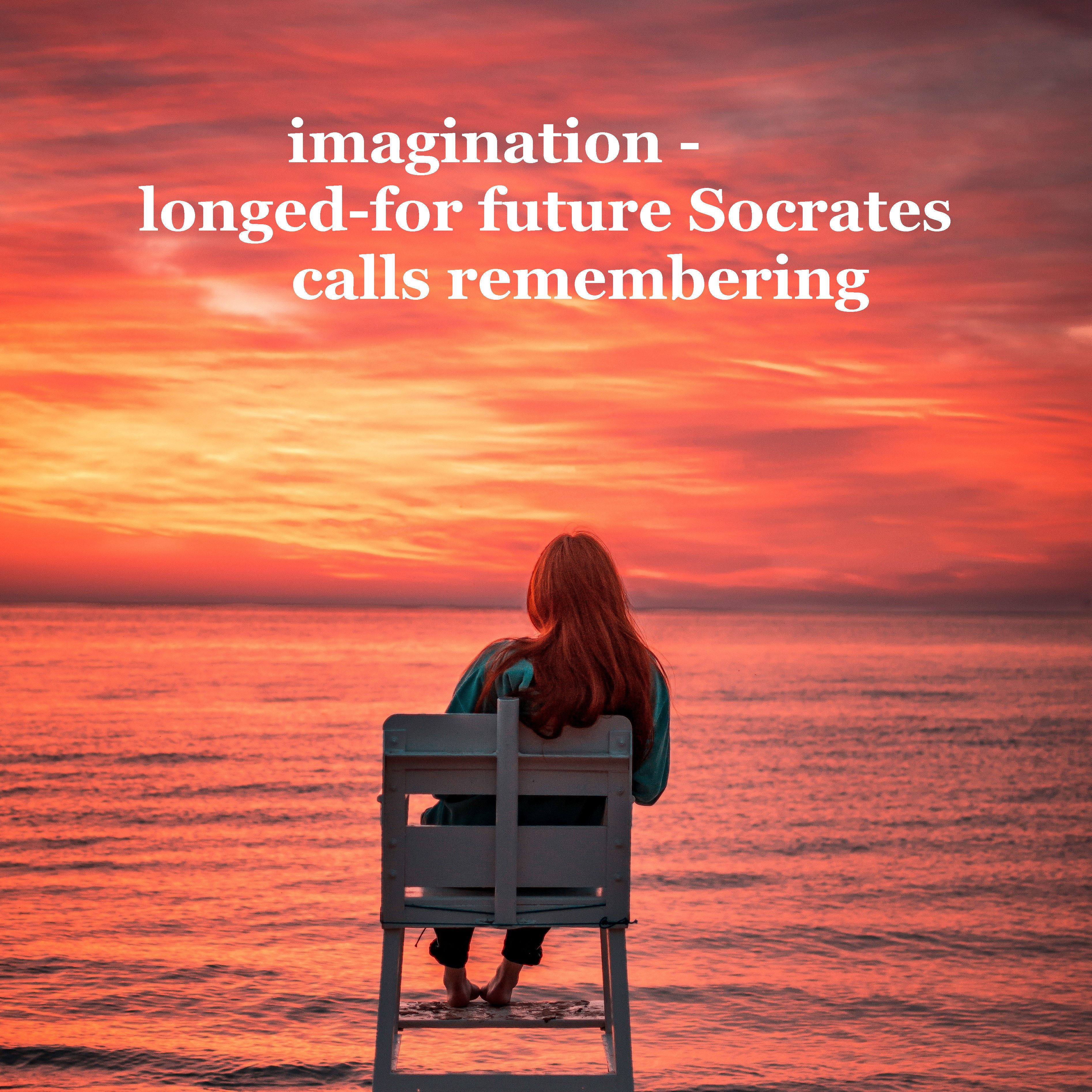 Imagination, by Mike Wilson, photo by Ian Scargill