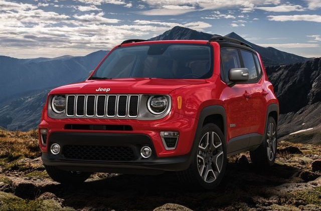 2021 Jeep Renegade Gets Hybridized In 2020 Jeep Renegade