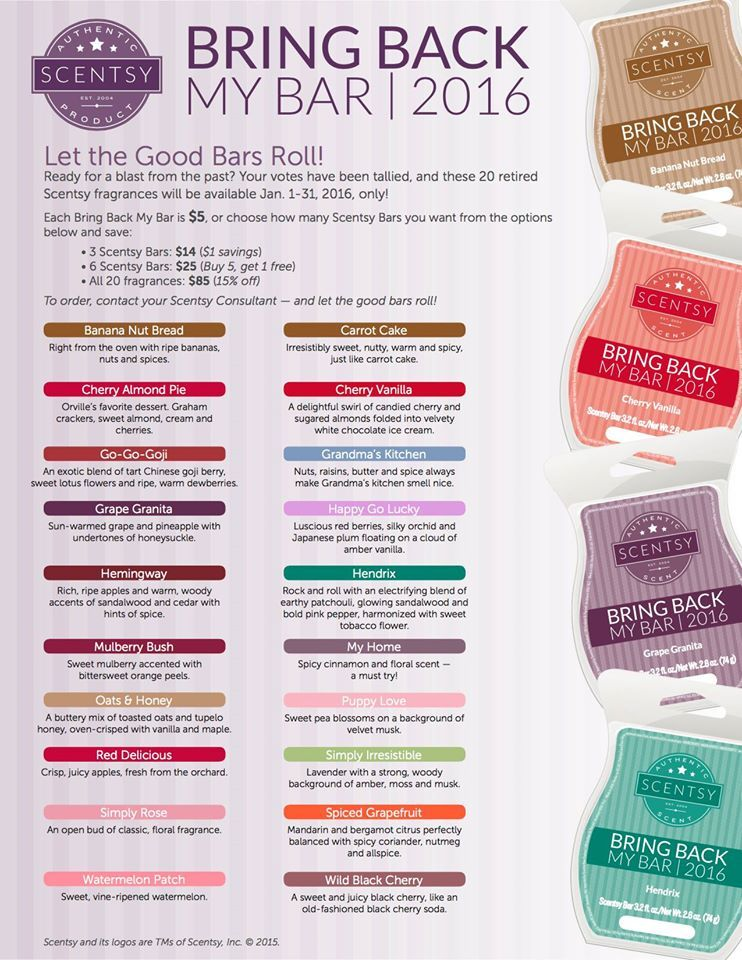 Pin By Pam Annon On Scentsy Bar Scents Scentsy Scentsy