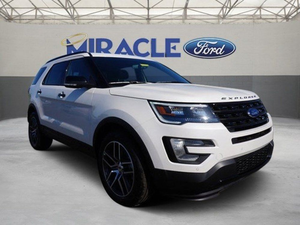2016 Ford Explorer Sport 4wd Ford Explorer Sport Ford Explorer