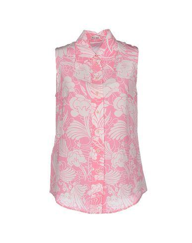 ed510150bc94 MIU MIU Shirt.  miumiu  cloth  top  shirt