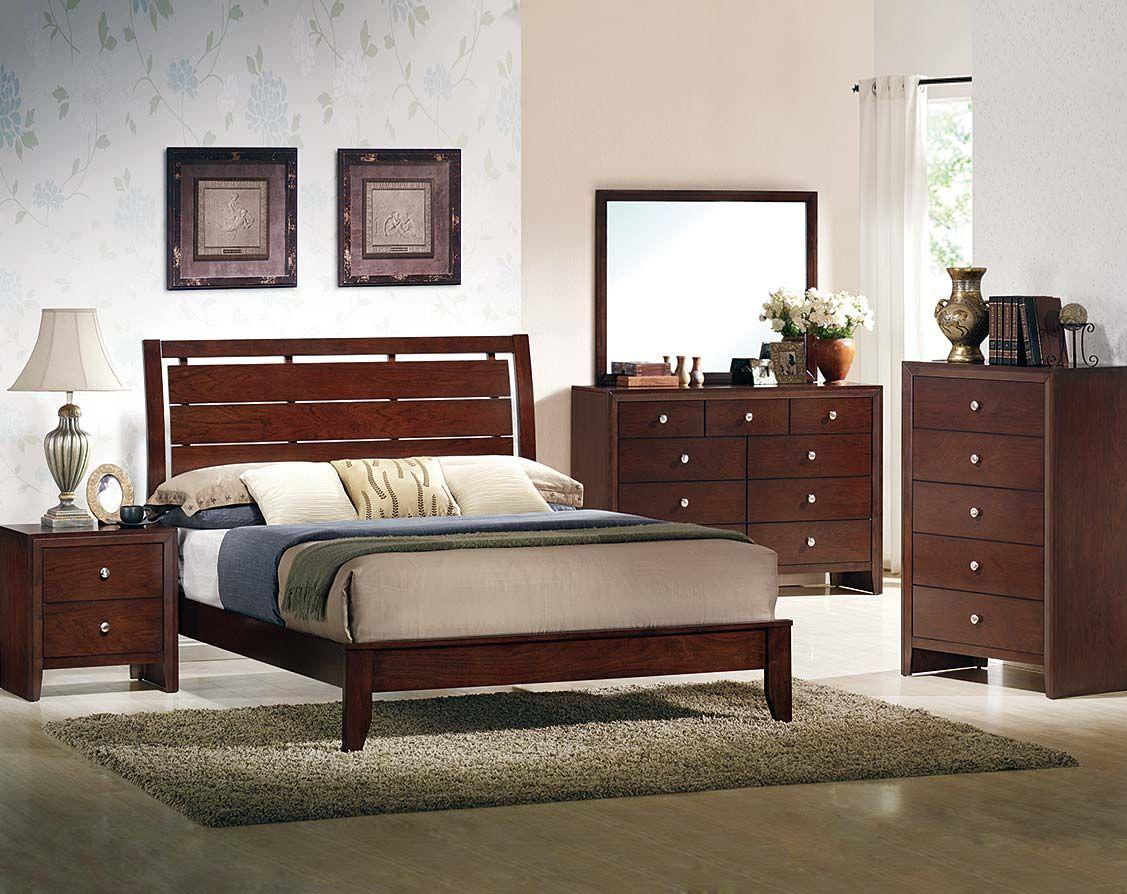 8 Piece Bedroom Set