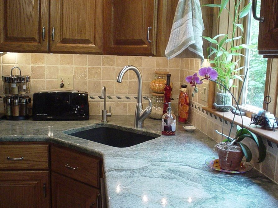 Countertop Decorating Ideas Architecture Design With Decorating