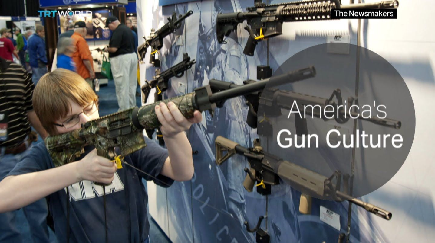 The Newsmakers: America's Gun Culture