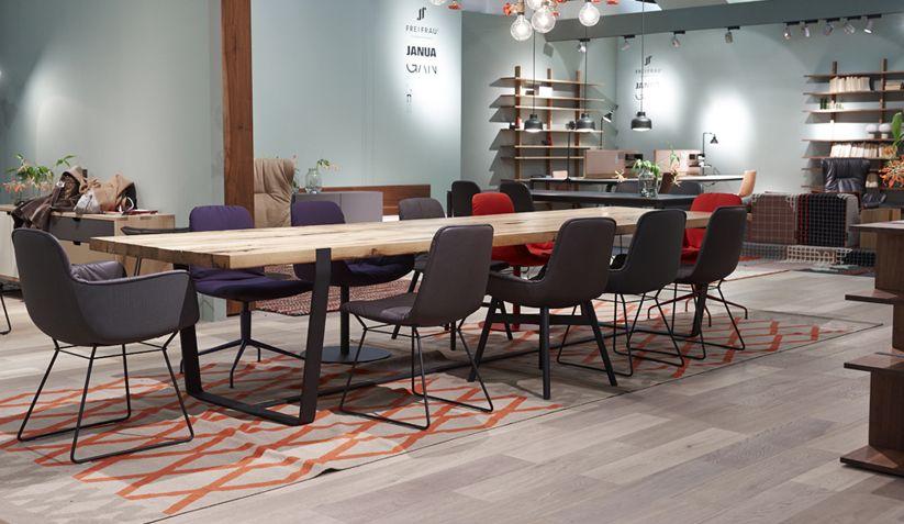 Wohnzimmer Stühle ~ Tisch clamp stühle leya janua bei leptien