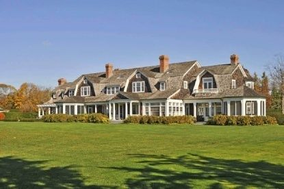 The Enchanted Home, Hamptons curb appeal