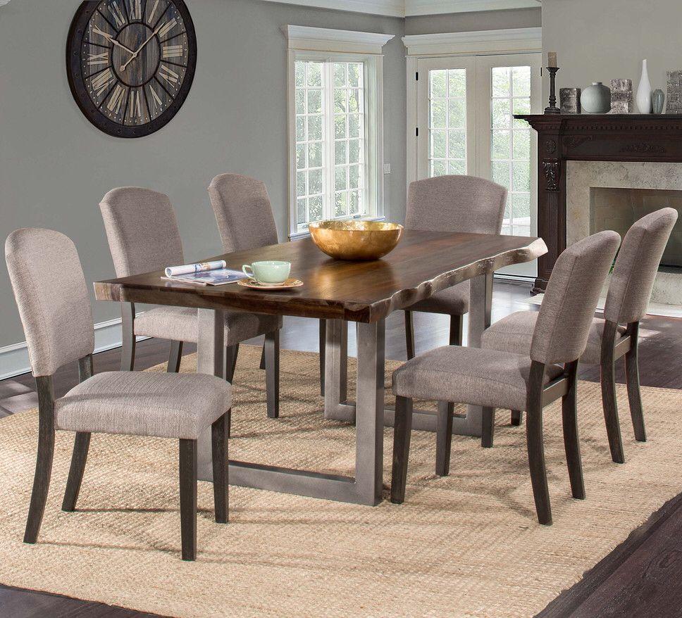 okmulgee 7 piece dining set home decor rh pinterest es