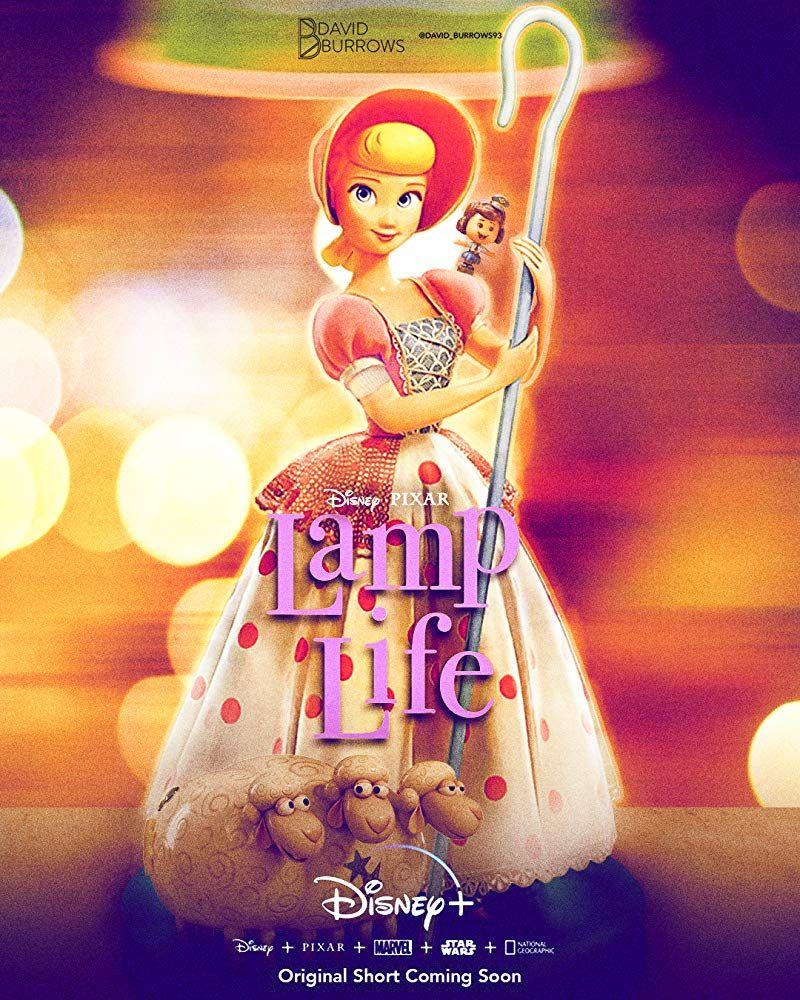 Lamp Life 2020 In 2020 Bo Peep Toy Story Disney Animated Movies Disney Zootopia