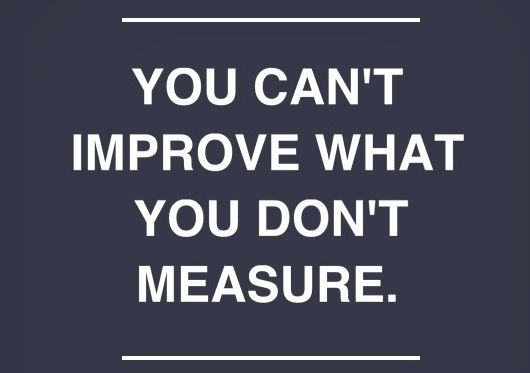 Happy Friday! Why measureability is so important in software - software quote