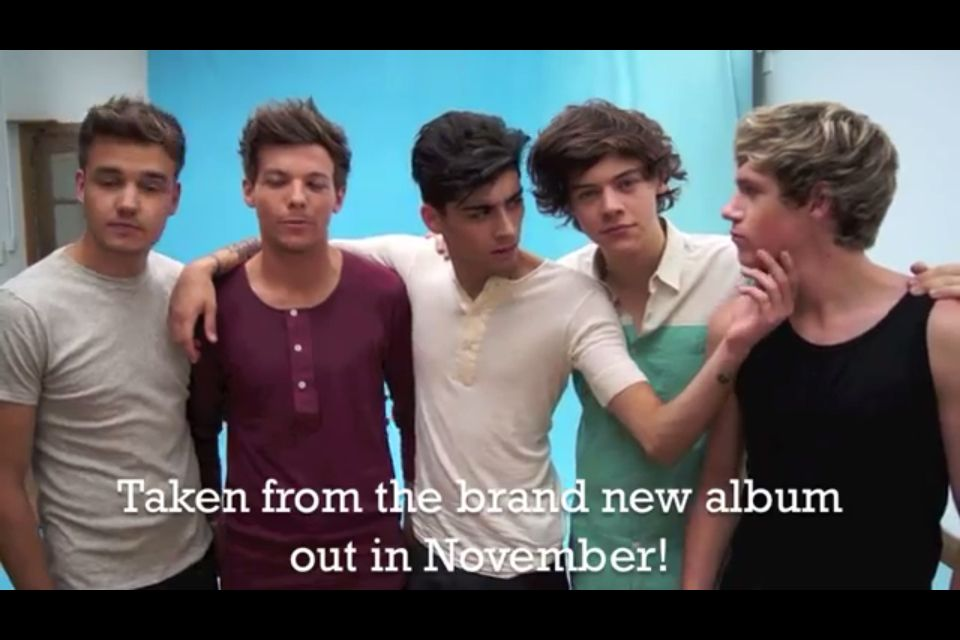From the 1D big announcement :)