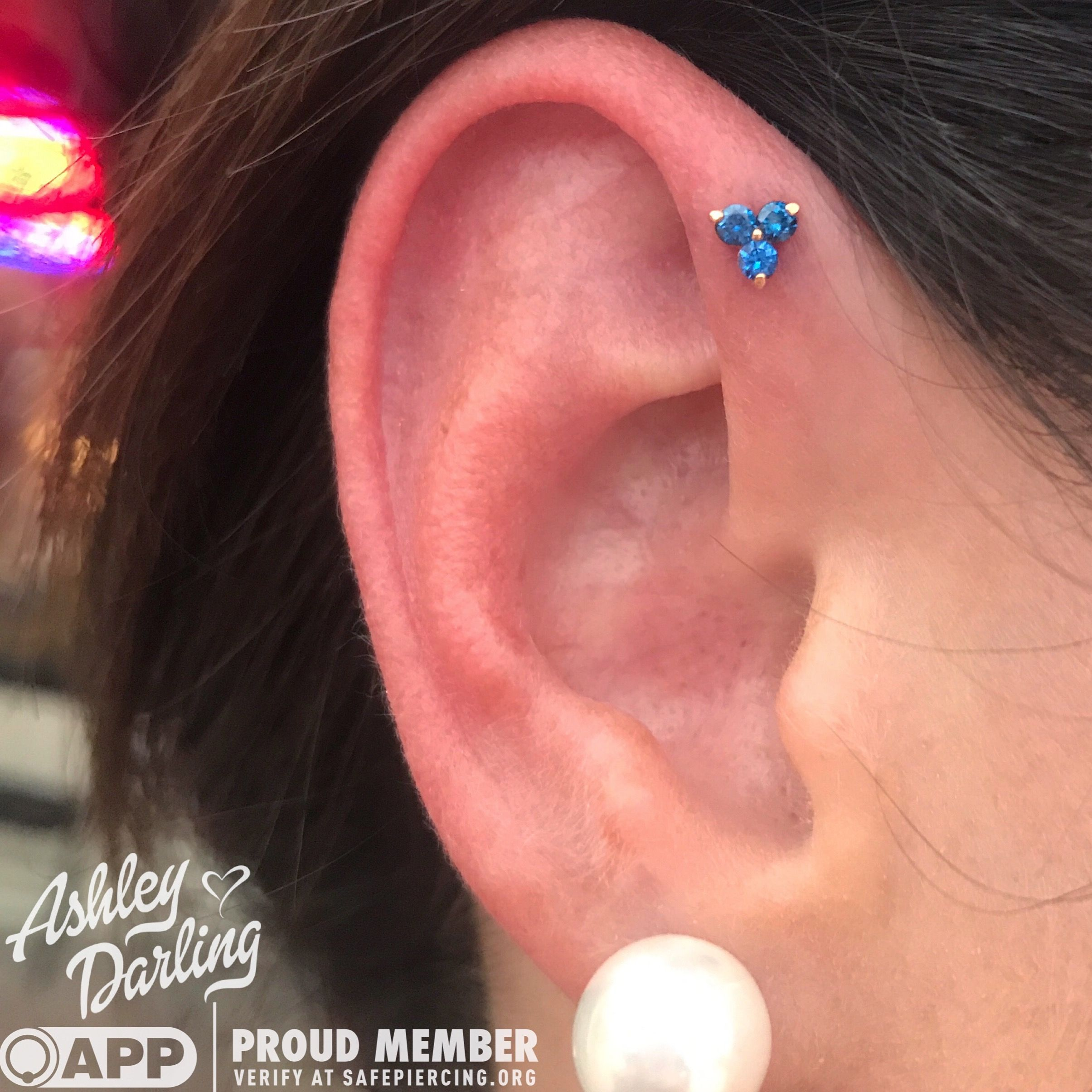 Piercing nose with earring  Pin by Leah on Ear Piercing  Pinterest  Forward helix piercing