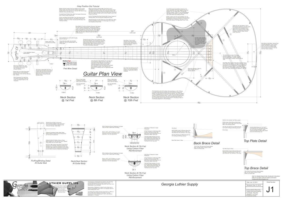 Gibson L 0 Guitar Plans Electronic Version 12 String Wiring Diagram 4d45362911441e9f10bd17627f0c4070