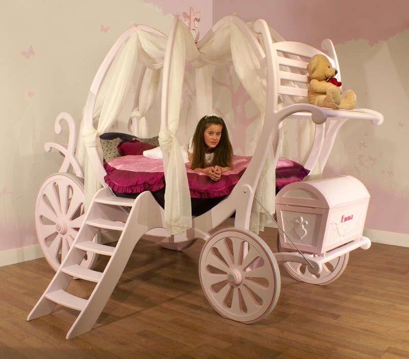 Bespoke Princess Beds Carriage Bed Princess Carriage Bed Princess Bed