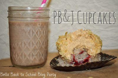 Cupcakes Take The Cake: PB Cupcakes