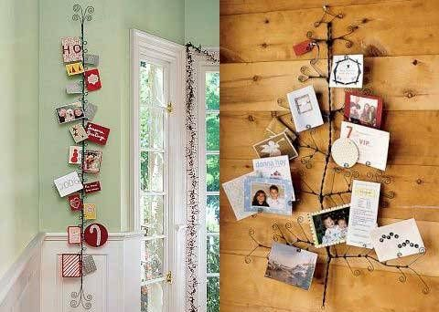 Good Questions: Holiday Card Display Ideas? | Christmas card ...