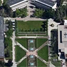 BYU Campus Map   Chamber Business   Campus map, Map, Business